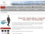 Tailoredman.com Coupons