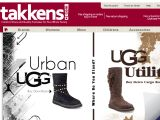 Takken's Shoes Coupon Codes