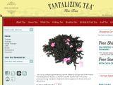 Browse Tantalizing Tea