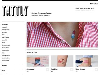 Shop at tattly.com