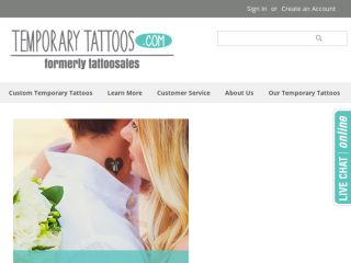 Shop at tattoosales.com