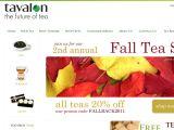 Browse Tavalon Tea