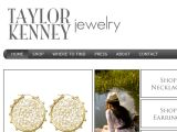 Taylor Kenney Jewelry Coupon Codes