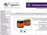 Browse Taylor Made Organics