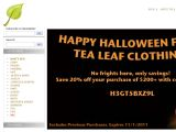 Browse Tea Leaf Clothing