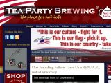 Browse Tea Party Brewing