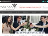 Teapeople.co.uk Coupon Codes