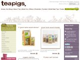 Teapigs.co.uk Coupon Codes