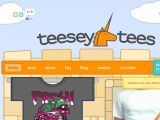 Browse Teesey Tees