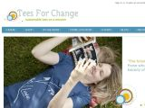 Browse Tees For Change