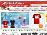 Teeshirtpalace.com Coupon Codes