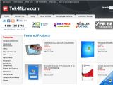 Browse Tek-Micro Software & Technology