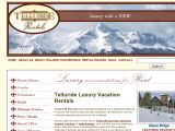 Browse Telluride Rentals