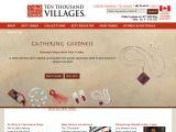 Browse Ten Thousand Villages