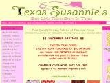 Browse Texas Susannie's