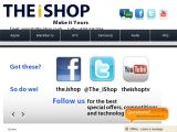 Browse The Ishop: Make It Yours