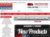Browse Academy Of Sound