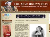 Browse The Anne Boleyn Files