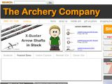 Browse The Archery Company