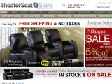 Browse Theater Seat Store