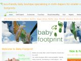 Thebabyfootprint.com Coupon Codes