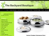 Browse The Backyard Boutique