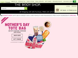 Shop at thebodyshop.ca