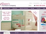 Thechildrensfurniturecompany.com Coupon Codes