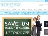 Browse The Children's Wear Outlet