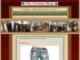 Browse The Cowboy Shop