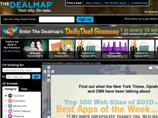 Shop at thedealmap.com