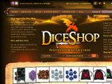 Browse The Dice Shop