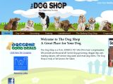 Browse The Dog Shop