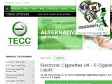 The Electronic Cigarette Company Coupon Codes