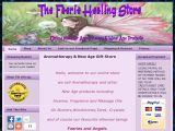 Browse The Faerie Healing Store