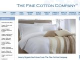 Browse The Fine Cotton Company