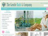 Browse www.gentlebath.com