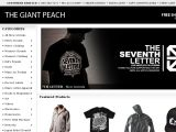 Thegiantpeach.com Coupon Codes