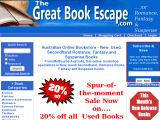 Thegreatbookescape.com Coupon Codes