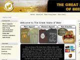 Browse The Great State of Beer