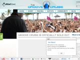 Browse The Groove Cruise