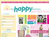 Browse The Happy Woman