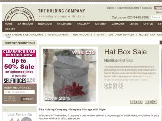 Shop at theholdingcompany.co.uk