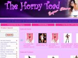 Thehornytoadsuperstore.com Coupon Codes