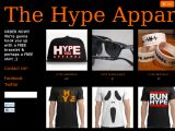 Browse The Hype Apparel