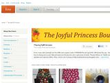 Thejoyfulprincess Coupon Codes