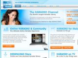 Browse The Karaoke Channel Online