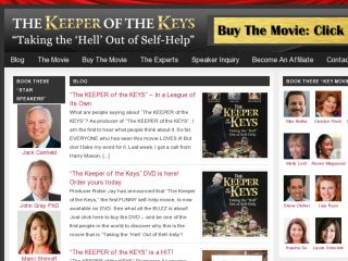 Shop at thekeeperofthekeys.com