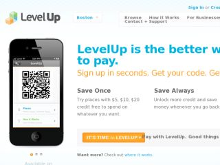 Shop at thelevelup.com