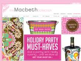 Browse The Macbeth Collection